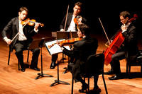 Escher String Quartet at Alice Tully Hall
